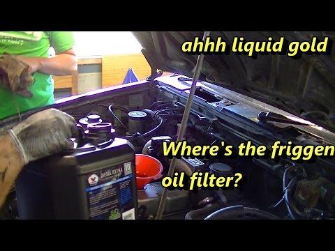 Der Aufwand des Benzins vom Motor