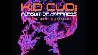 Kid Cudi Feat MGMT & Ratatat- Pursuit Of Happiness