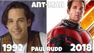 Ant-Man and the Wasp, Before and After they were Famous