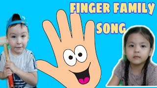Finger Family Nursery Rhymes | Song For Children