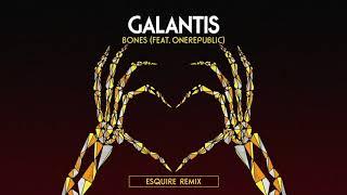 """Galantis   """"Bones"""" Feat. OneRepublic (ESQUIRE Remix)"""