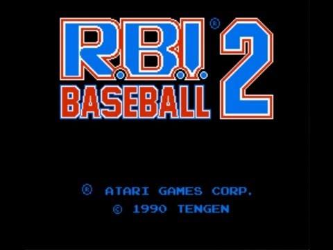 Tengen: R.B.I. Baseball