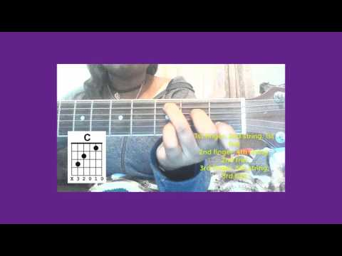 IN THIS VIDEO, YOU WILL LEARN 8 CHORDS IN 10 MINUTES