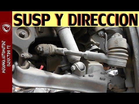 TIPS PARA PROBAR SUSPENSION Y DIRECCION (fallas de suspension)