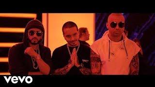 J. Balvin, Wisin, Yandel   Peligrosa (Official Video)
