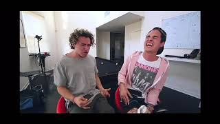 my favorite kian and jc funny moments of all time