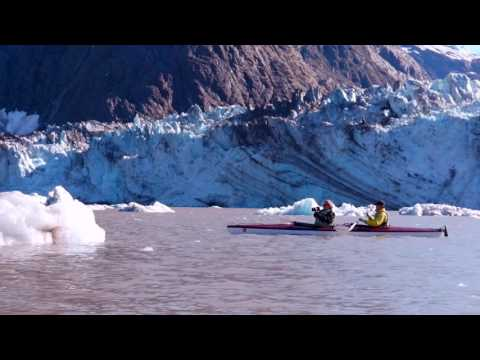 Kayak Tours through McBride Glacier in Glacier Bay National Park