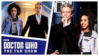 New Companion Reaction | Doctor Who: The Fan Show