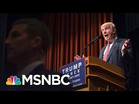 Imagine Donald Trump With The Nuclear Codes | The Last Word | MSNBC