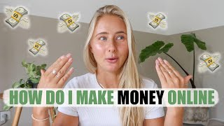 WHY I QUIT MY JOB IN GERMANY & MAKE MORE MONEY ONLINE