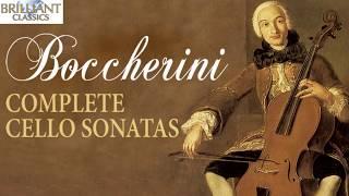 Boccherini Complete Cello Sonatas (Full Album)