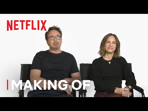 From DC Comic to Netflix Series