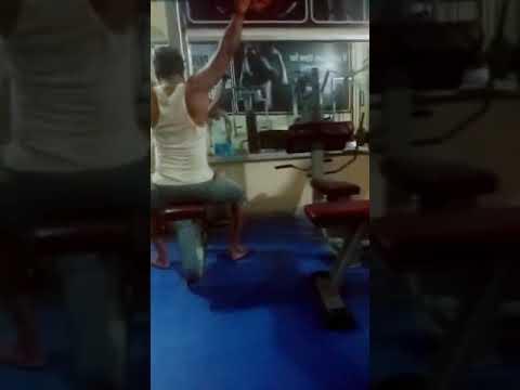 Gym vich maar da a joor tere lyi 💪💪💪