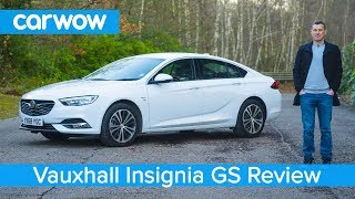 Vauxhall (Opel) Insignia Grand Sport 2019 in-depth review   carwow Reviews