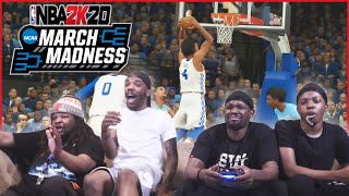 March Madness 2020 Tournament! Crazy Plays & Heart Break!