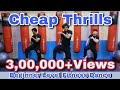 Sia - Cheap Thrills (Performance Edit)   Zumba Dance Routine   Dil Groove Mare