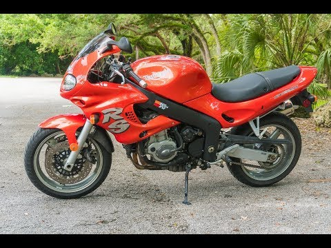 2001 Triumph Sprint RS Triple Cylinder Motorcycle For Sale in Miami, FL