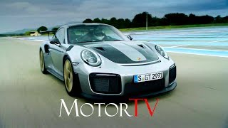 ALL NEW 2018 PORSCHE 911 GT2 RS , most powerful 911 of all time l Racetrack & Beauty Shots