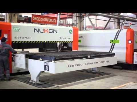 NUKON Fiber Laser