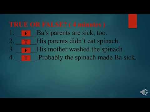 TIẾNG ANH 7 (7 NĂM) - UNIT 12: LESSON 2