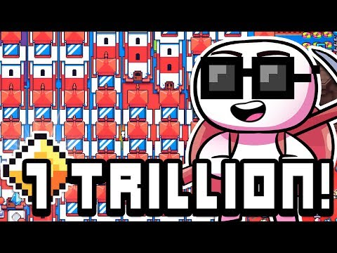 Spend Hours Earning Over A TRILLION Coins For NOTHING in Forager