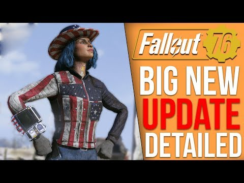 Fallout 76 News - Big New Update Details, Where is Future DLC?, No July 4th Event