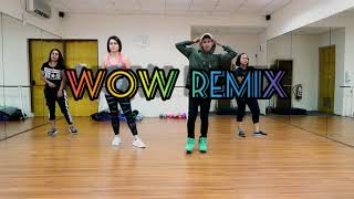 Post Malone   Wow. (Remix) Feat Roddy Ricch  Tyga (Choreography) DANCE FITNESS || At PHKT Balikpapan