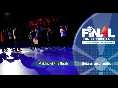 Making of the finals