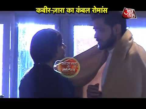 Ishq Subhan Allah: Kabir-Zara's BLANKET ROMANCE!