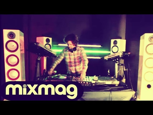 Prins Thomas nu disco DJ set @ The Lab LDN