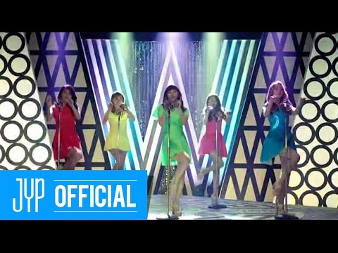 Wonder Girls - Nobody (Jap. Version)
