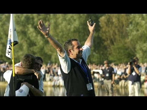 Ryder Cup 2002 – The Belfry