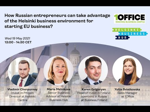 , title : 'Webinar –How Can Russian EntrepreneursTake Advantage of the FinnishBusiness Environment?