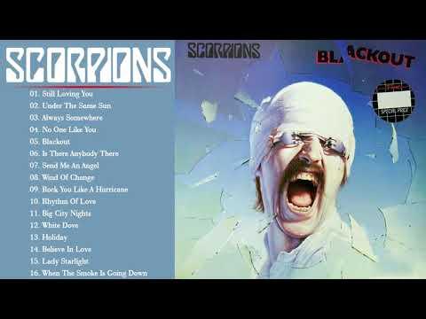 Scorpions Gold - The Best Of Scorpions - Scorpions Greatest Hits Full Album