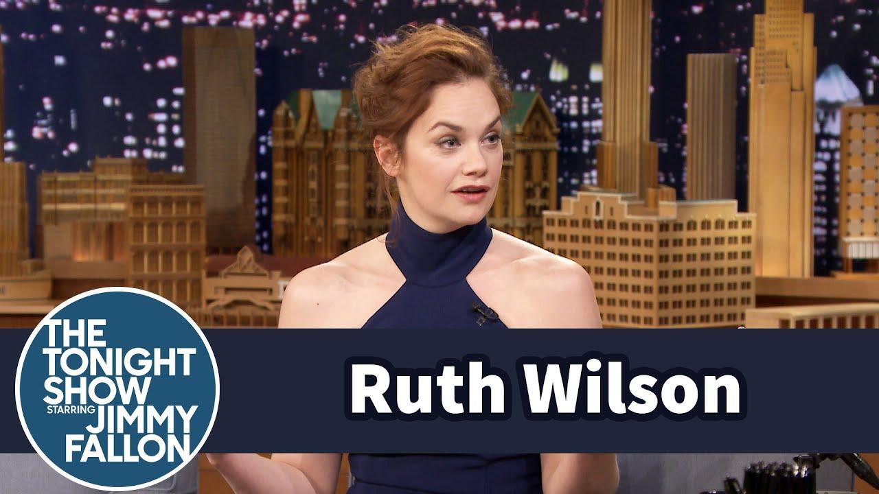 Ruth Wilson Re-Enacts a War Movie Death Scene thumbnail