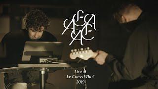 <span>AEAEA</span> - Live at Le Guess Who? 2019
