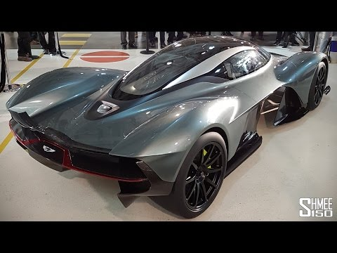 2018 aston martin am rb 001 hypercar to cost 3 million a pop autoevolution. Black Bedroom Furniture Sets. Home Design Ideas