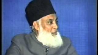 4/11- Tafseer Surah Al-Muzzammil By Dr. Israr Ahmed