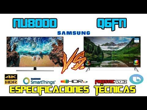 Samsung Q6FN vs KS8500 Side by side comparison Should you