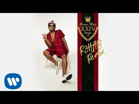Bruno Mars - 24k Magic (R3hab Remix) video