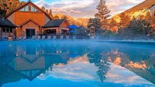 Where is mount princeton hot springs resort