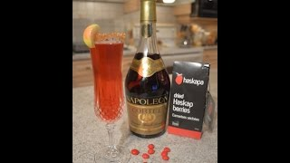 How To Make Fizzy Hask-Apple Cocktails: Cooking With Kimberly