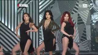 Lee Hyori - Bad Girl Live High Quality Mp3 22/05/13