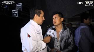 preview picture of video ' ENTREVISTA  a Manuel & Angel Vocalistas De Los Reales ( Bandeando.Fm El Carma 2014 )'