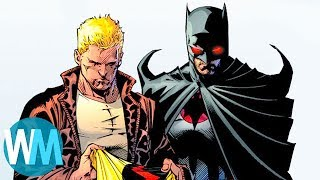 Top 10 Storylines That Changed the DC Universe