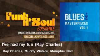 Ray Charles, Muddy Waters, Memphis Slim - I