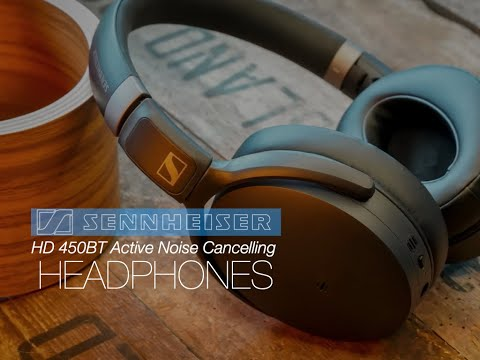 External Review Video 37DjUqtlOBY for Sennheiser HD 450BT Over-Ear Wireless Headphones w/ Active Noise Cancellation
