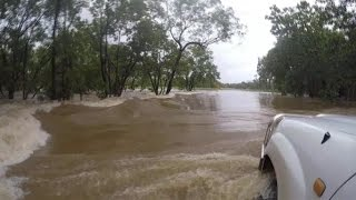 Fishing Up North #4 : NYE/Daly River Crossings