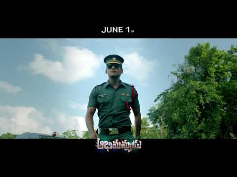 Abhimanyudu Movie Latest Promo 7