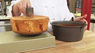 Super Quick Video Tips: How To Get Stuck Cakes Out Of Tube Pans